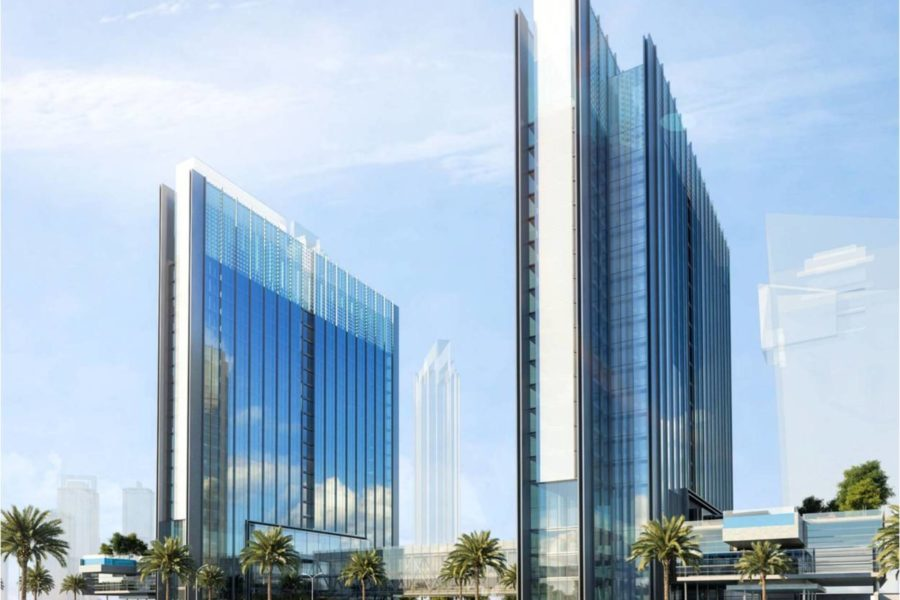 BUSINESS BAY TOWERS
